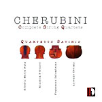 CHERUBINI COMPLETE STRING QUARTETS